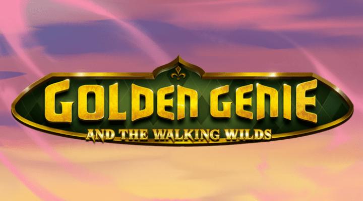 เกมสล็อต GOLDEN GENIE